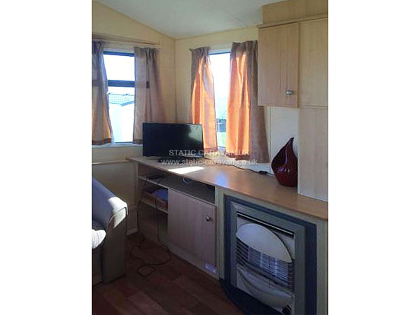 Fantastic Platinum Caravan For Rent At Crimdon Dene Holiday Park