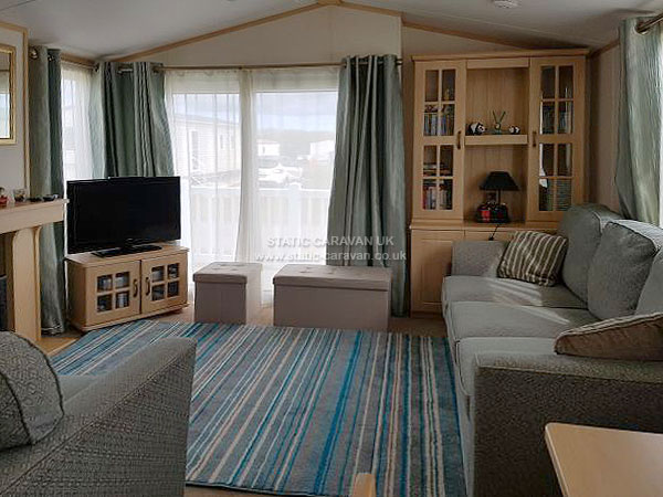 UK Private Static Caravan Holiday Hire at Silver Sands, Covesea West Beach, Lossiemouth, Moray, Scotland