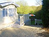 UK Private Static Caravan Hire at Parcllwyd, Cilgerran, Cardigan, Pembrokeshire, West Wales