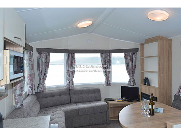 UK Private Static Caravan Holiday Hire at Sunnybrae, South Cuan, Isle of Luing, Oban, Argyll and Bute, Scotland