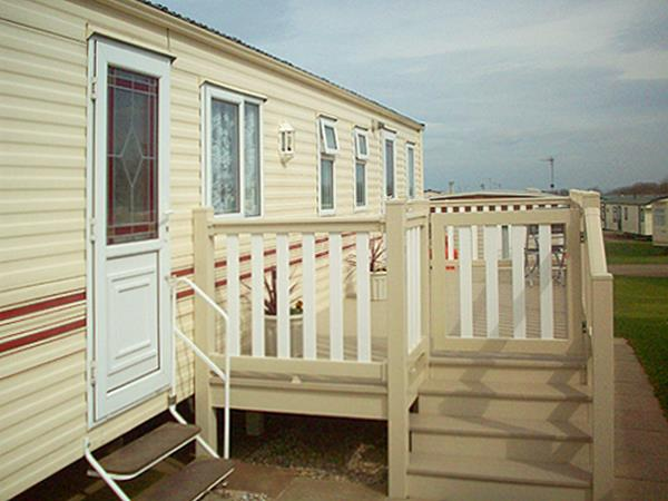 Luxury Static Caravan For Hire At Reighton Sands Haven Filey