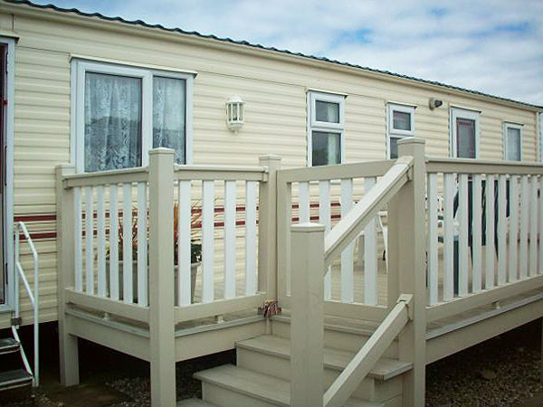 Perfect Static Caravan For Hire At Reighton Sands Haven Filey