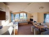 UK Private Static Caravan Hire at Perran Sands, Perranporth, Nr Newquay, Cornwall