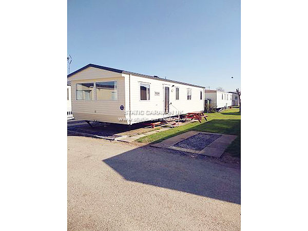 UK Private Static Caravan Holiday Hire at Lyons Robin Hood, Rhyl, Denbighshire, North Wales