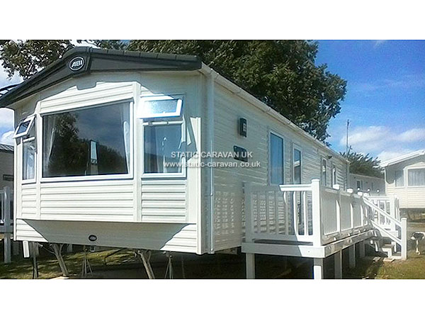UK Private Static Caravan Holiday Hire at Mersea Island, Colchester, Essex