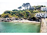UK Private Static Caravan Hire at Killigarth Manor, Polperro, Nr Looe, Cornwall