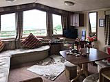 UK Private Static Caravan Hire at Private Land, Penmynydd, Holyhead, Anglesey, North Wales