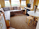 UK Private Static Caravan Hire at The Gap, East Runton, Cromer, Norfolk