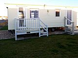 UK Private Static Caravan Hire at Mablethorpe Caravan Park, Lincolnshire