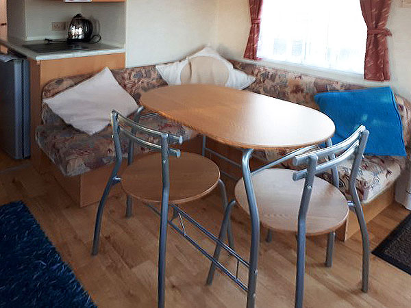 UK Private Static Caravan Holiday Hire at Mablethorpe Caravan Park, Lincolnshire