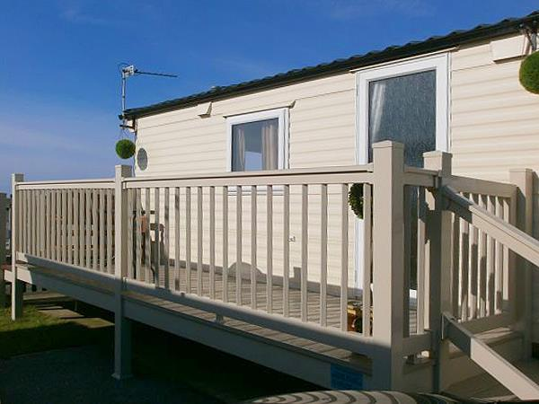 Simple  Rental Mobile Home To Rent In Ruthin Denbighshire Holiday Caravan