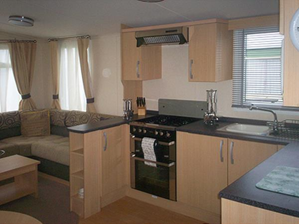 UK Private Static Caravan Holiday Hire at Kiln Cliffs, Cromer, Norfolk