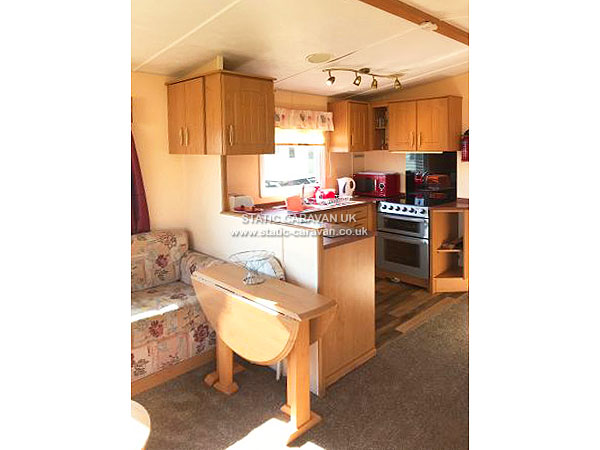 Lastest  Pets Welcome 6 Berth Static Caravan For Hire Next To Cromer