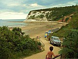 UK Private Static Caravan Hire at Sandhills, Bembridge, Isle of Wight