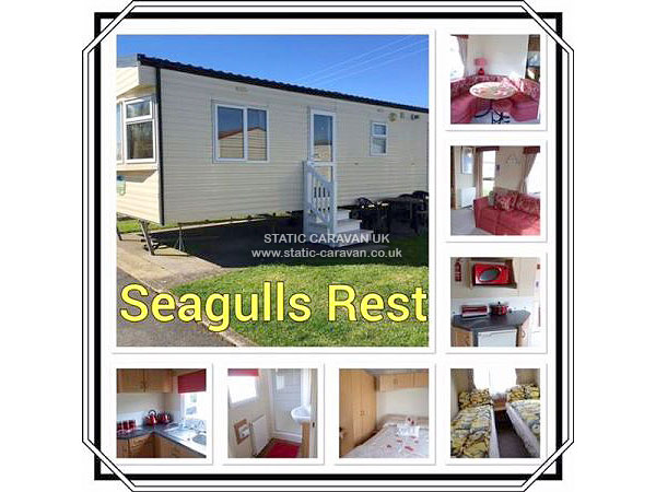 UK Private Static Caravan Holiday Hire at Sandy Glade, Brean Sands, Burnham on Sea, Somerset