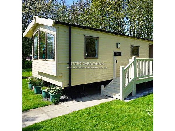 UK Private Static Caravan Holiday Hire at Lakeland, Nr Grange-over-Sands, South Lakes, Cumbria