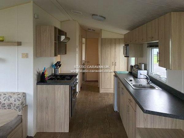 Elegant  Static Caravan Holiday Hire At White Cross Bay Windermere Cumbria