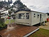 UK Private Static Caravan Hire at Barmouth Bay, Tal-Y-Bont, Gwynedd, West Wales