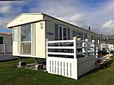 UK Private Static Caravan Hire at Sunnysands, Talybont, Barmouth, Gwynedd, West Wales