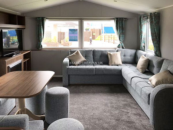 UK Private Static Caravan Holiday Hire at Butlins Minehead, Somerset