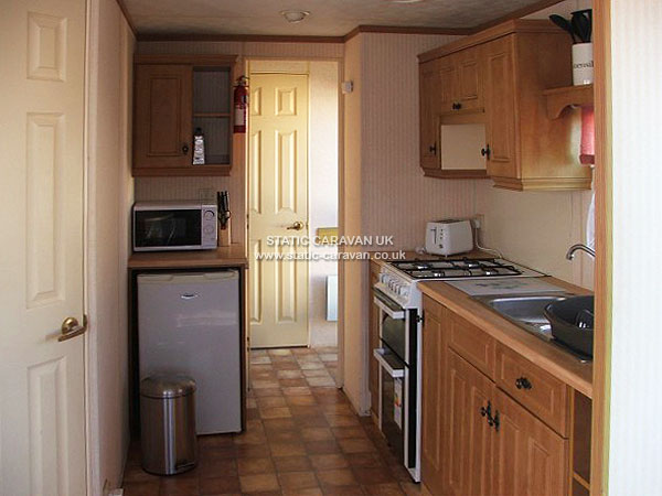 UK Private Static Caravan Holiday Hire at North Denes, The Ravine, Lowestoft, Suffolk