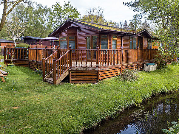 UK Private Static Caravan Holiday Hire at White Cross Bay, Windermere, Cumbria