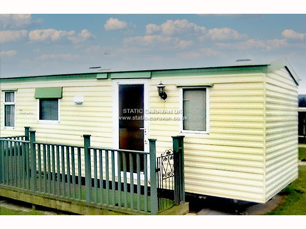 Wonderful Private Static Caravan For Rent At The Gap In Cromer