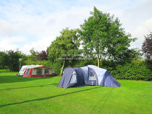 UK Private Static Caravan Holiday Hire at Thirkleby Hall, Thirsk, North Yorkshire