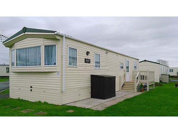 UK Private Static Caravan Holiday Hire at Trecco Bay, Porthcawl, Bridgend, South Wales