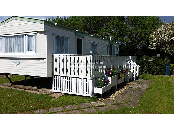 Popular Private 6 Berth 2 Bed Caravan For Hire In Selsey Bunn Leisure