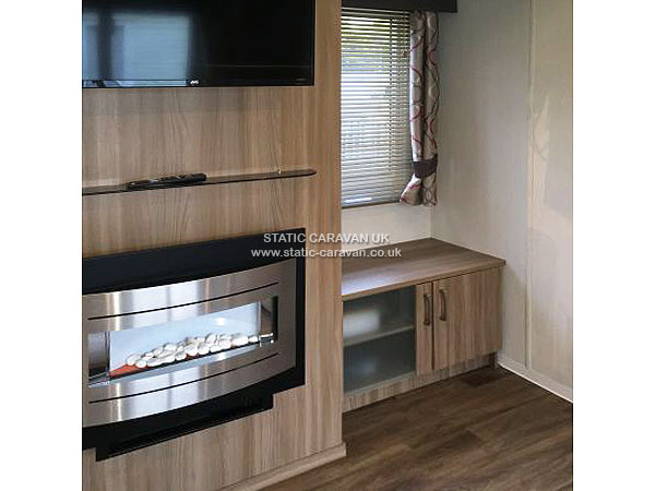 Excellent  Static Caravan Holiday Hire At Thorpe Park Cleethorpes Lincolnshire