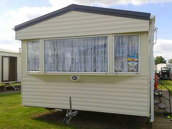 UK Private Static Caravan Holiday Hire at Golden Sands, Mablethorpe, Lincolnshire