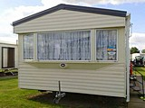 UK Private Static Caravan Hire at Golden Sands, Mablethorpe, Lincolnshire