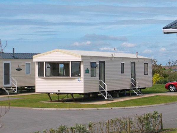 Cool  Static Caravan Holiday Hire At Seaview Sennen Penzance Cornwall