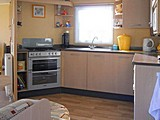 UK Private Static Caravan Hire at Penrhyn Hall Farm, Llandudno, Conwy, North Wales
