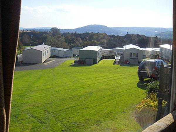Luxury UK Private Static Caravan Holiday Hire At Penrhyn Hall Farm Llandudno