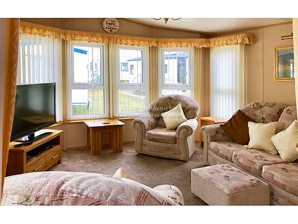 UK Private Static Caravan Holiday Hire at Promenade, Ingoldmells, Skegness, Lincolnshire