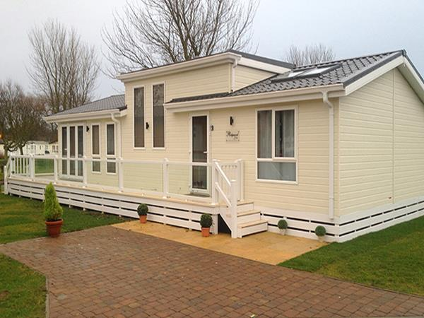Unique Caravan Hire Berwick Upon Tweed  Caravan Hire UK  Caravan Hire