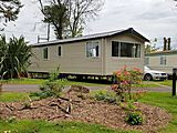 UK Private Static Caravan Hire at Croft Country Park, Kilgetty, Pembrokeshire, South Wales