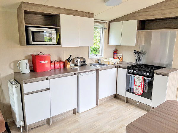 UK Private Static Caravan Holiday Hire at Croft Country Park, Kilgetty, Pembrokeshire, South Wales