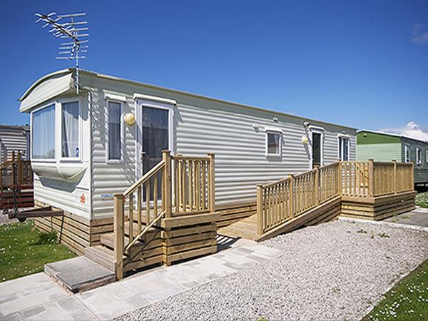 Original Static Caravan For Hire In Ingoldmells  Pet Welcome To Rent In