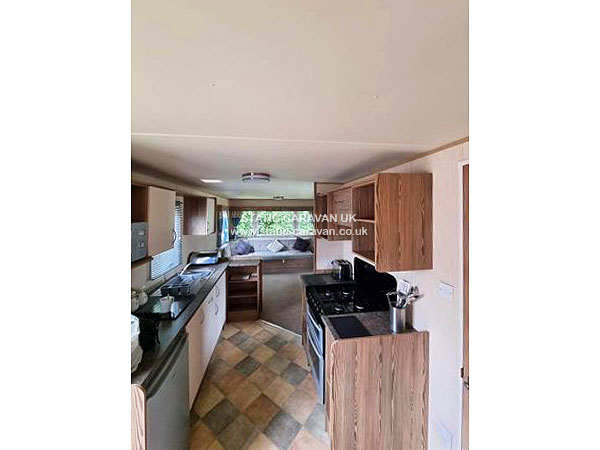 UK Private Static Caravan Holiday Hire at Burnham on Sea Holiday Village, Somerset
