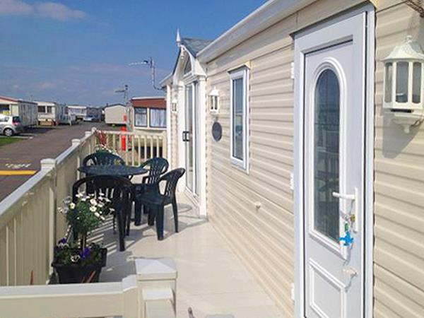 Fantastic Pet Friendly Caravan Hire At Coastfields Skegness