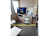 UK Private Static Caravan Hire at Lyons Robin Hood, Rhyl, Denbighshire, North Wales