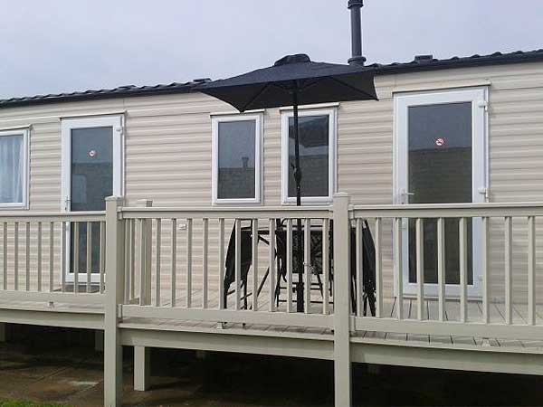 UK Private Static Caravan Holiday Hire at North Shore, Skegness, Lincolnshire