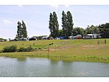 UK Private Static Caravan Hire at Steadings Park, Newbourne, Nr Felixstowe, Suffolk