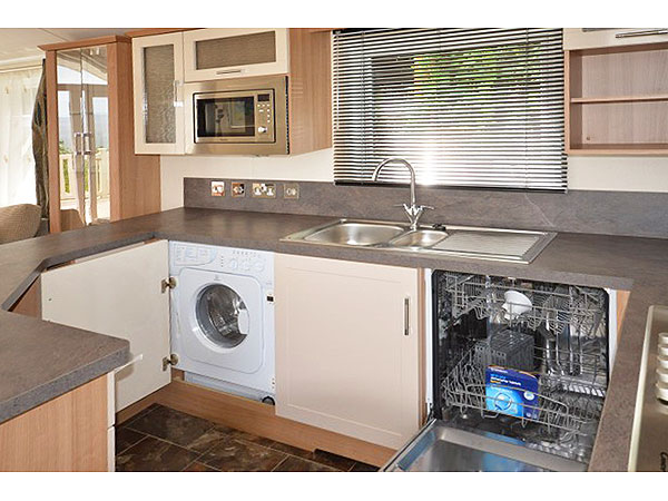 Innovative  Private Static Caravan Holiday Hire At Beverley Park Paignton Devon