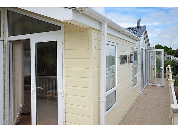 UK Private Static Caravan Holiday Hire at Waterside, Torbay, Paignton, Devon