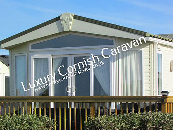 Popular  Static Caravan Holiday Hire At Weir Meadow Evesham Worcestershire
