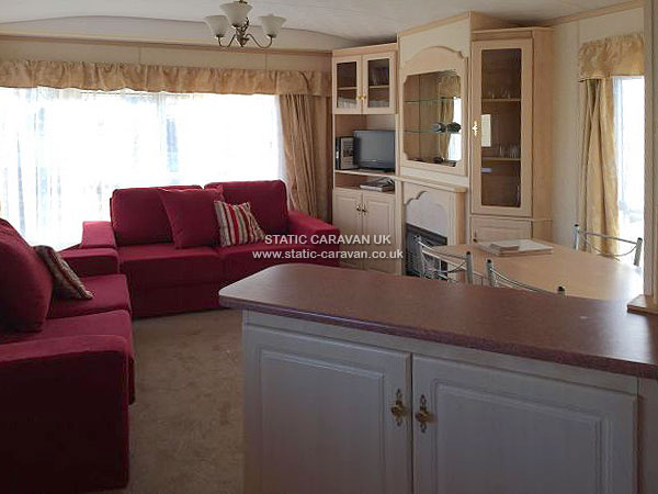 UK Private Static Caravan Holiday Hire at Beachside, Brean Sands, Burnham on Sea, Somerset